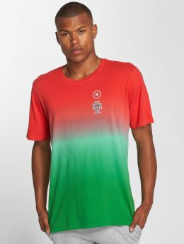 Hurley T-skjorter Portugal National Team mangefarget