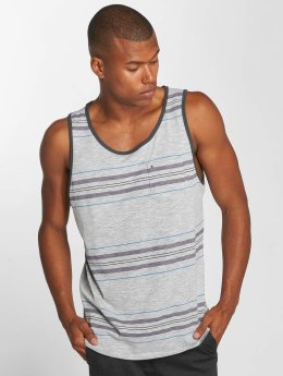 Hurley Tank Tops Dri-Fit Lagos Yesterday harmaa