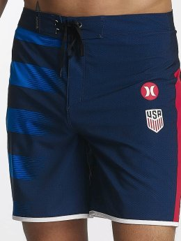 Hurley Uimashortsit Phantom USA Away sininen