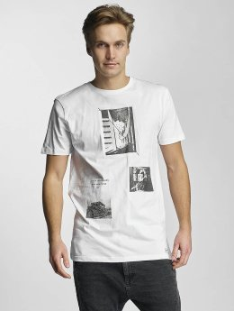 HYPE Camiseta Haus  blanco
