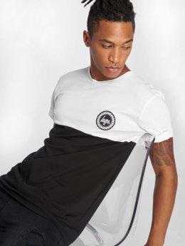 HYPE Camiseta Bradford blanco