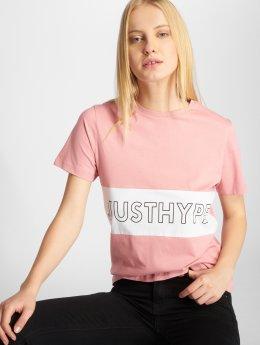 HYPE Camiseta Just Hype fucsia