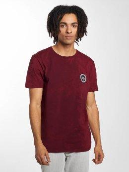HYPE Camiseta Acid Crest  rojo
