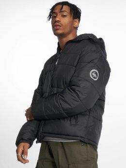 HYPE Puffer Jacket Mono schwarz