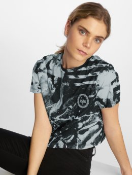 HYPE T-Shirt Cities Drop Shoulder black
