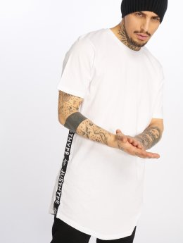 HYPE T-Shirt Fells Tape blanc
