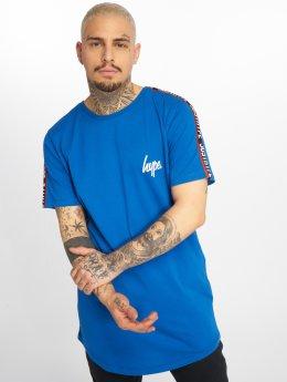HYPE t-shirt Taylor blauw