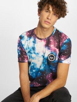 HYPE T-Shirt Cosmo Aop bunt