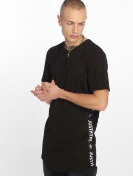 HYPE T-Shirt Fells Tape noir