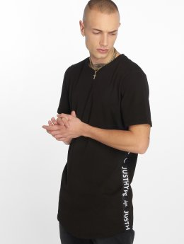HYPE T-Shirt Fells Tape schwarz