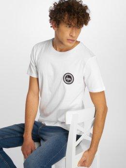 HYPE T-Shirt Capital Crest weiß
