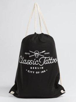 I Love Tattoo Kassit Classic Tattoo musta