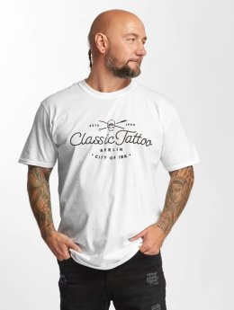 I Love Tattoo T-shirts City Of Ink hvid