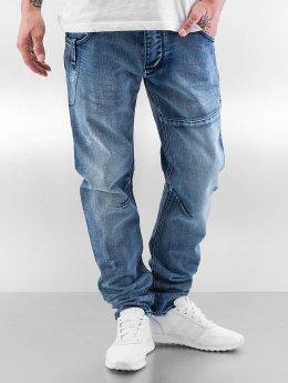 ID Denim Antifit jeans Duncan blå