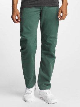 ID Denim Jeans larghi Fargo verde
