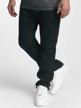 ID Denim Jeans straight fit Five blu