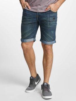 ID Denim shorts Veli  blauw