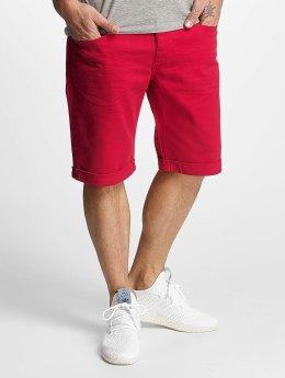 ID Denim Shorts Twill rosso