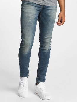 ID Denim Slim Fit Jeans Manoa blauw
