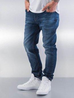 ID Denim Straight Fit Jeans Regular  blå