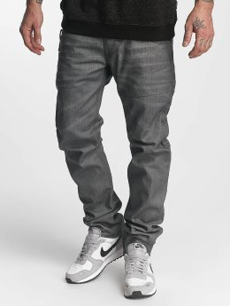 ID Denim Straight Fit Jeans Straight grau