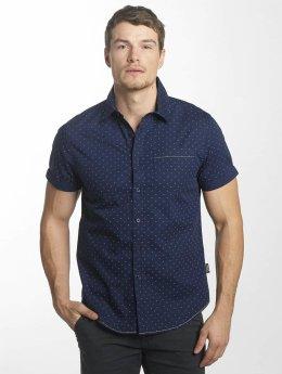 Indicode Рубашка Halifax синий
