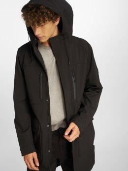 Indicode Chaqueta de invierno  Aubin negro