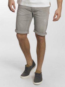 Indicode Shorts Kaden grau