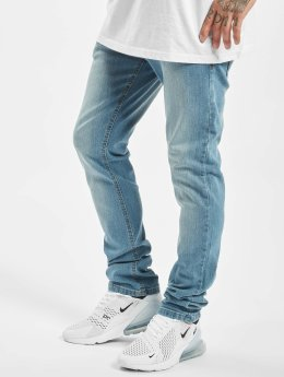 Indicode Straight fit jeans Pittsburgh  blauw