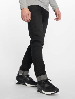 Indicode Straight fit jeans Pittsburgh zwart