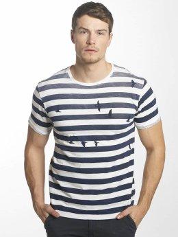 Indicode T-Shirt Danny weiß