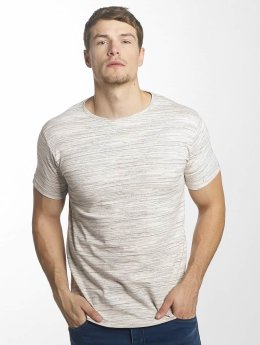 Indicode T-Shirt Jasper weiß