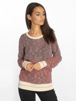 Iriedaily Pullover 2 Tone Biquet rot