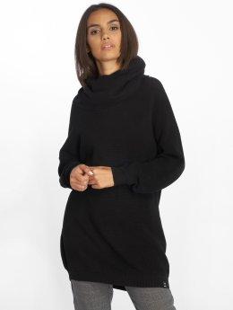 Iriedaily Pullover Mock Turtle schwarz