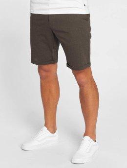Iriedaily Shorts Golfer Chambray olive