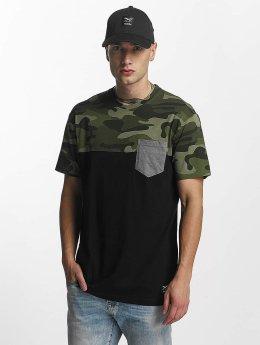 Iriedaily Kotti Pocket T-Shirt Camo/Olive