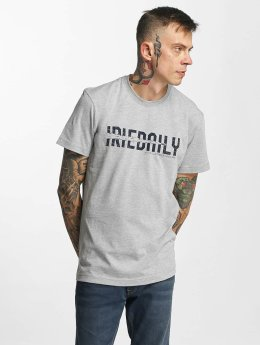 Iriedaily T-Shirt Shot 2 Pieces grau