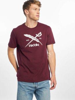Iriedaily T-Shirt Daily Flag rot