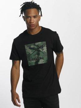 Iriedaily T-Shirt Square Flag schwarz