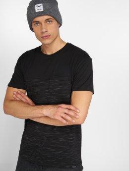 Iriedaily T-Shirt Mesh Block schwarz