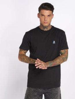 Iriedaily T-Shirt 8 Bit Dude Emb schwarz