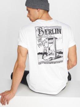 Iriedaily T-Shirt Not Paris weiß