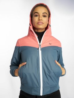 Iriedaily Frauen Übergangsjacke Sporty Spice in blau