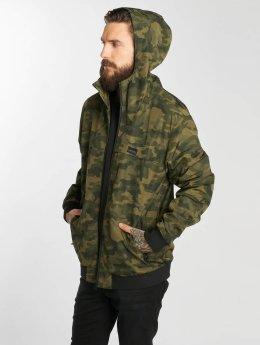 Iriedaily Übergangsjacke Gridstop camouflage