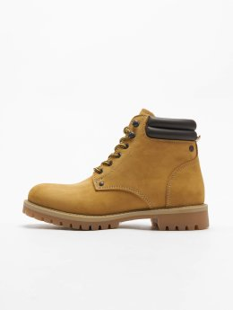 Jack & Jones Čižmy/Boots jftwStoke hnedá