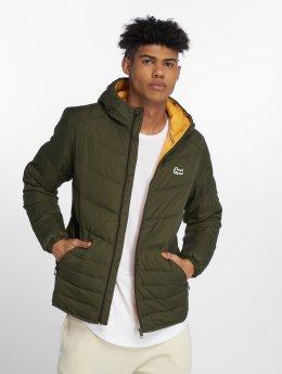 Jack & Jones Демисезонная куртка jorBend Light зеленый