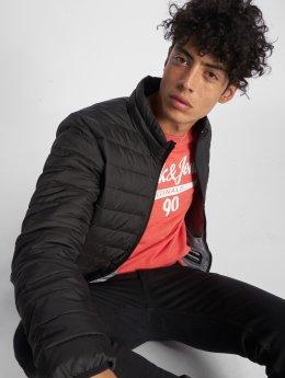 Jack & Jones Демисезонная куртка jcoBoom черный