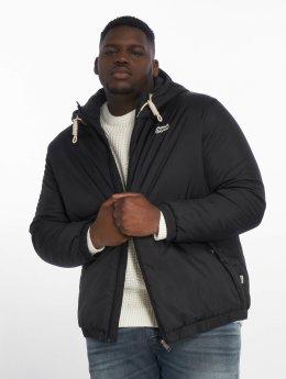 Jack & Jones Демисезонная куртка jorRiver черный