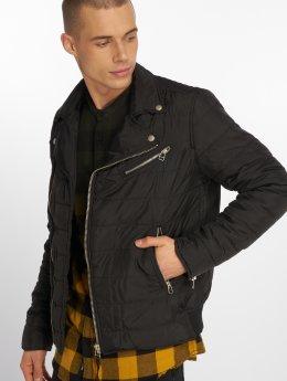 Jack & Jones Демисезонная куртка Jprsoul черный