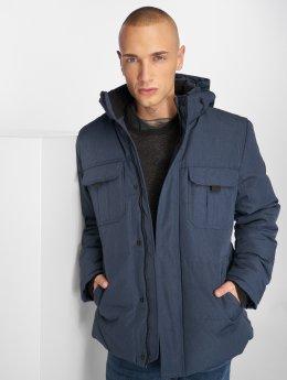 Jack & Jones Зимняя куртка jcoNew Will синий